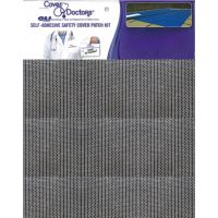 Safety Cover Repair Patch Grey Sunshade Mesh 95