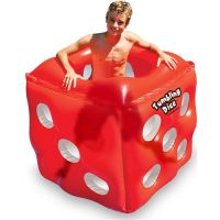 Tumbling Dice Pool Float