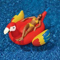 Giant Parrot Pool Float