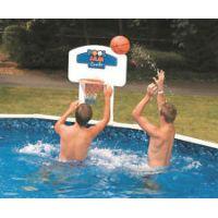 Deux Jeux Dans Une de Volleyball et Basketball Pour Piscines Hors Terre de Swimline