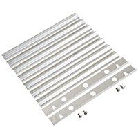 Jandy R0500001 - Baffles Heat Exchanger 125