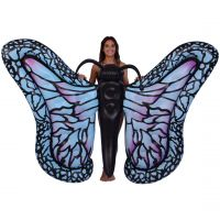 Giant Butterfly 6.75 ft Ride-On Pool Float