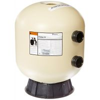 Pentair - 154637 - Tank with Filter Assembly TR50, Buttress Thread (Tan)