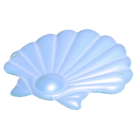 Seashell Island Deluxe Floating Pool Lounger