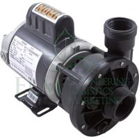 Waterway Tiny Might Spa Circulation Pump (1.5 Inch Connections, 240 V)
