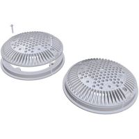 Hayward 8 Inch Round Suction Outlet Frame & Cover