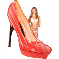Giant High Heel ft Ride-On Pool Float