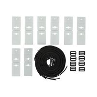 Replacement Solar Reel Strap and Fastener Kit
