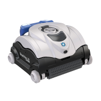 Hayward SharkVac XL Electronic Inground Pool Cleaner and Caddy Cart