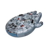 Swimways Star Wars Millennium Falcon Ride On Pool Float