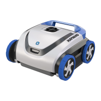 Hayward AquaVac 500 Robotic Pool Cleaner & Caddy Cart