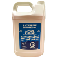 Winterizing Anti Freeze for Swimming Pools and Hot Tubs