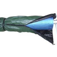 Solar Reel Winter Protective Jacket for 20 ft Solar Roller Tubes
