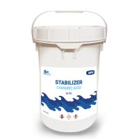 Cyanuric Acid Stabilizer (20 Kg Commercial Size Container)