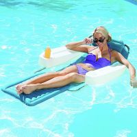 Swimways Catalina Floating Pool Lounge Chair