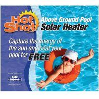 Hot Shot Single Above Ground Solar Heater Kit (3 x 8 Ft)