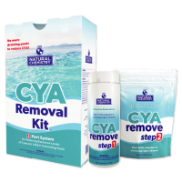 Natural Chemistry Cyanuric Acid Removal Kit (2 Step System)