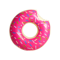 Giant Donut Ring 4 ft Pool Float