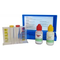 Complete Chlorine/pH Pool Water Test Kit