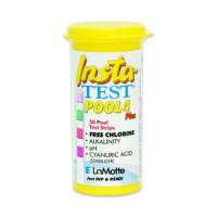Expired LaMotte Insta-Test 4-in-1 Test Strips (Bottle of 50)