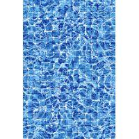 Open Box Full River Tile 12 x 24 ft Oval Overlap Liner 48 / 52 / 54 inch