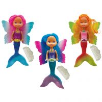 Fairy Tails Mermaid Bath and Pool Toy