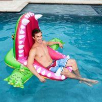 Eaten Alive Giant Ride-On Pool Float