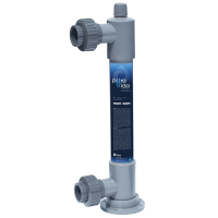 Pura Vida UV Water Sterilizer System for Above Ground Pools (1.5 Inch Fittings)
