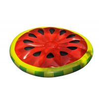Watermelon Slice Island Pool Float