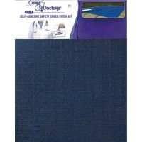 Safety Cover Repair Patch Blue Sunshade Mesh 95