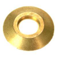 Brass Anchor Collar (Escutcheon) - Bag of 10