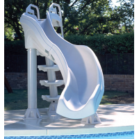 Interfab X Stream Inground Pool Slide