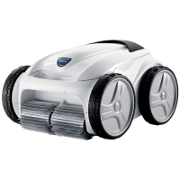 Polaris P955 4WD Robotic Pool Cleaner & Caddy Cart with Remote