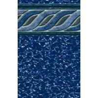 Emerald Tile Beaded Liner 52 inch Standard Specifications 12 X 24 ft Oval