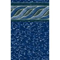 Emerald Tile Beaded Liner 48 inch Standard Specifications 15 X 30 ft Oval