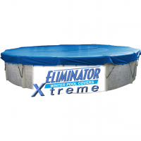 15 x 30 ft Oval Eliminator Xtreme Pool Winter Cover