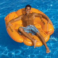 Baseball Glove Inflatable Pool Float