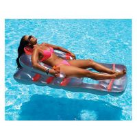 Deluxe Inflatable Pool Lounge Chair
