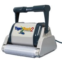 TigerShark2 Commercial Robotic Pool Cleaner & Caddy Cart