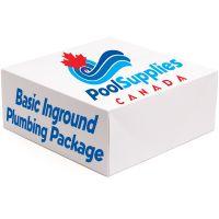 Basic 2 inch Inground Plumbing Package
