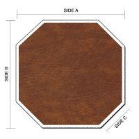 Premium Cut Corners Square or Rectangle Hot Tub Cover