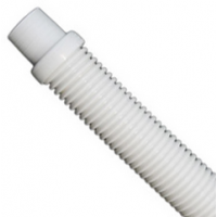 SINGLE Standard Auto Vacuum Hose Link White