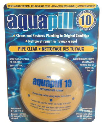 AquaPill 10 Pipe Clear