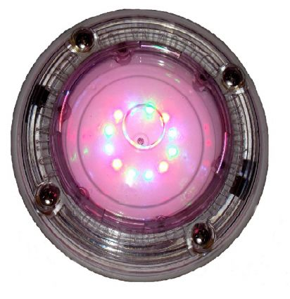 Aqualamp Rainbow Rays One Inground Pool Light Pool