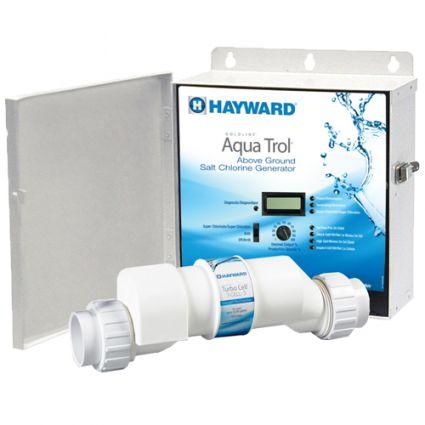 Syst me d 39 eau sal e aquatrol de hayw magasin de piscine for Chauffe eau pour piscine hors terre