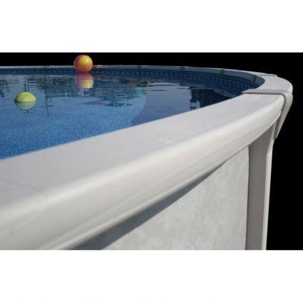 Kits de piscines piscines hors terre galaxy 21 x for Chauffe eau piscine hors terre prix