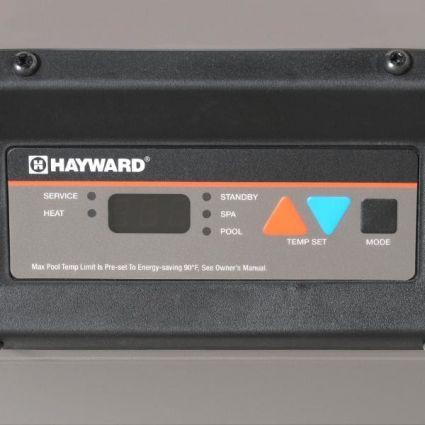 Hayward Universal H Series Low Nox 250 Natural Gas Pool