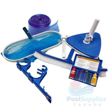 Trousse de maintenance pour piscine hors terre magasin for Chauffe eau solaire pour piscine hors terre