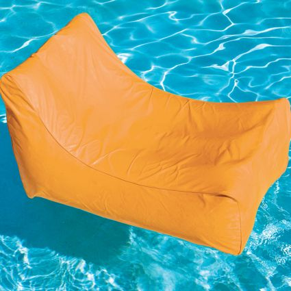 Toys Floats And Loungers Solstice Sunsoft Orange