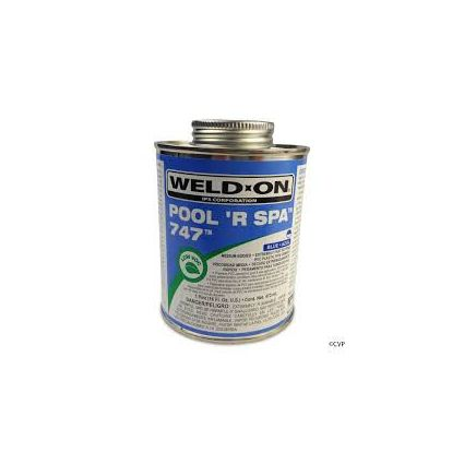 Ips 747 Pool And Spa Glue 1 Pint Pool Supplies Canada